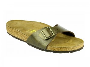 Outlet / Birkenstock Madrid Graceful Brown