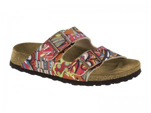 Outlet / Birkenstock Arizona African Raspberry
