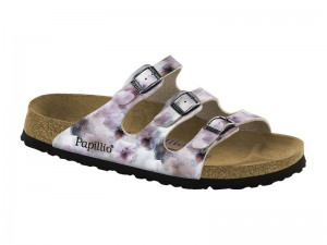 Outlet / Birkenstock Florida Pixel Rose