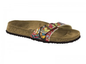 Outlet / Birkenstock Madrid African Raspberry