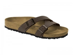 Papucs / Birkenstock Yao Mocca