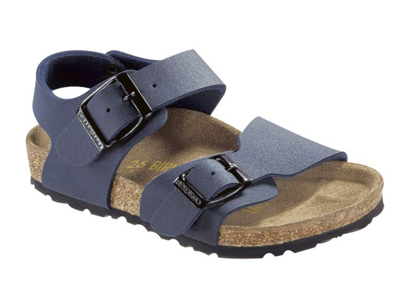 Birkenstock New York Kék