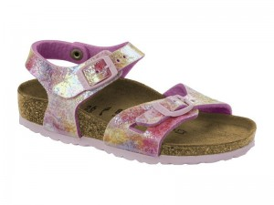 Outlet / Birkenstock Rio Water Color Gyermek