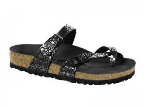 Outlet / Birkenstock Mayari Metallic Stones Black