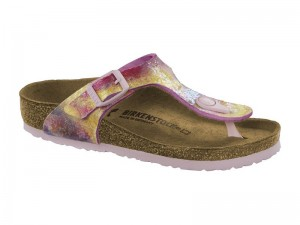 Outlet / Birkenstock Gizeh Water Color Széles