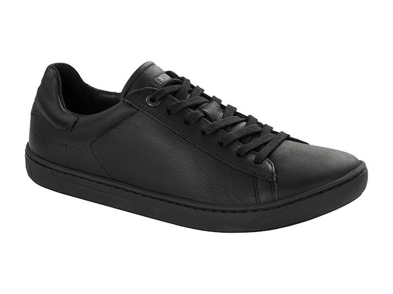 Birkenstock cipő Levin Fekete Bőr Széles