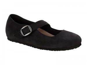 Cipő / Birkenstock cipő Tracy Fekete Bőr Széles