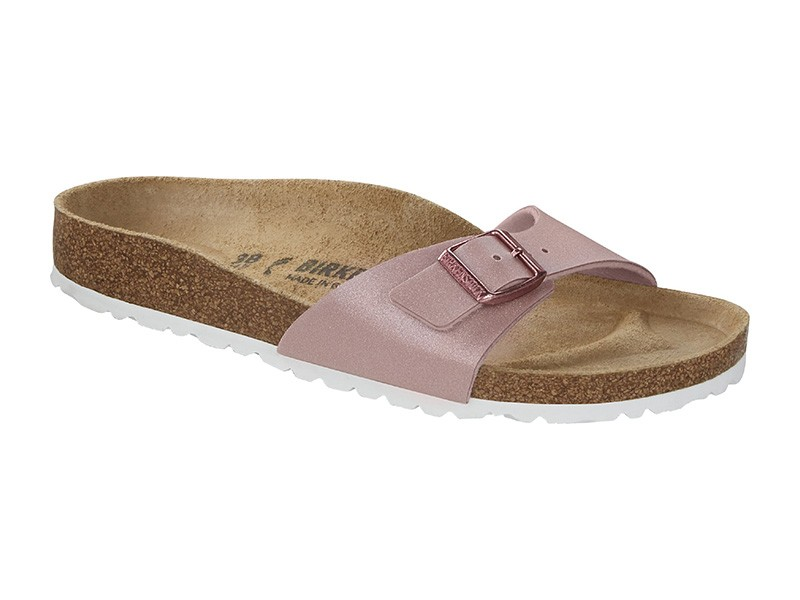 Birkenstock papucs Madrid Graceful Old Rose