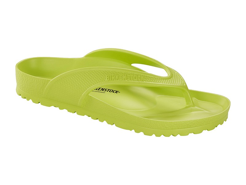 Birkenstock Honolulu EVA papucs Active Lime