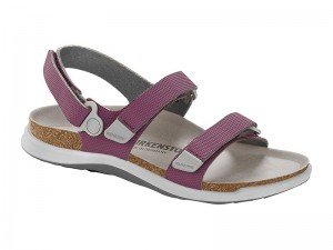 Outlet / Birkenstock Szandál Kalahari CT Purple Pepper