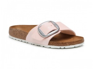 Papucs / Birkenstock papucs Madrid Big Buckle Graceful Light Rose